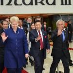 Kunjungan Presiden Lithuania Memperkuat Hubungan Bilateral