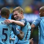 Manchester City Menang Telak atas Crystal Palace