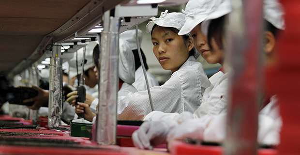 Mengintip Cara Apple Merahasiakan iPhone dari Buruh Pabriknya