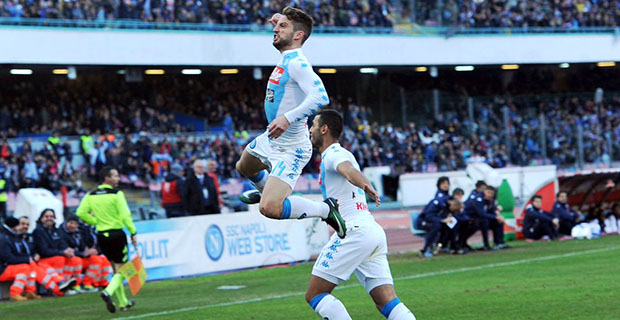 Napoli Bungkam Torino 5-0 dan Naik ke Posisi Dua