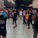 Sandiaga Uno Lari Pagi Bersama Walikota Bogor