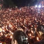 Tiga Pemuka Agama Memimpin Doa Buat Ahok di Taman Tugu Proklamasi