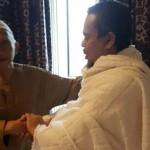 Habib Rizieq dan Amien Rais Kompak Bertemu di Mekkah