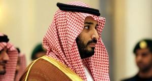 Putra Mahkota Arab Saudi Digantikan Anak Raja Salman