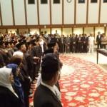 Djarot Rombak 18 Jajaran SKPD DKI Jakarta