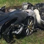 Ferrari yang Satu Jam Setelah Dibeli Hancur Lebur dalam Kecelakaan