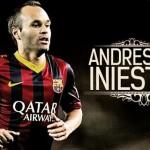 Iniesta Tegaskan Hanya Mau Pensiun di Barcelona