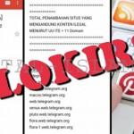 Pemblokiran Telegram Masih Panaskan Medsos