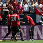 Setan Merah Kembali Tumbangkan Juara Champions Real Madrid