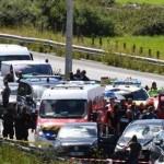 Kepolisian Prancis Ciduk Terduga Pelaku Penabrakan Tentara