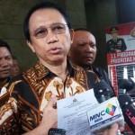 Marzuki Alie Tegaskan Tidak Bela Koruptor Terkait Pansus Hak Angket KPK
