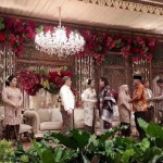 Ketua KPK Kompak Hadir di Pernikahan Anak BG-Buwas
