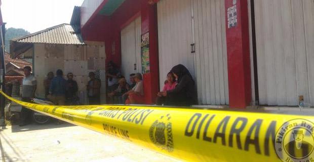 Polisi Cimahi Periksa CCTV Buru Perampok yang Sekap Mati ART