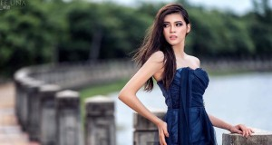 Souphaphone Somvichith Jadi Wakil Pertama Laos di Miss Universe 2017