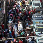 Anies Ingin Benahi PKL Penyebab Macet di Tanah Abang