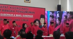 Gus Ipul dan Azwar Anas Jadi Pilihan PDIP di Pilgub Jatim 2018