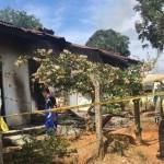 Kantor Afdeling PTPN Banyuasin Dibakar Massa Terkait Tewasnya Petani Ditembak