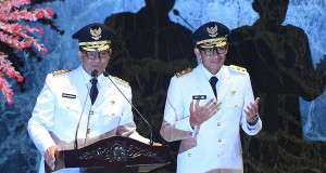 Pidato Perdana Anies Soal Pribumi
