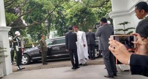 Suara Meriam Berdentum dari Monas Tanda Hadirnya Presiden Niger