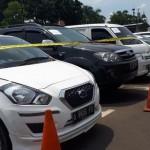 4 Orang Diciduk di Tangerang Karena Gelapkan 20 Mobil