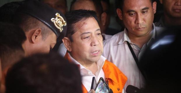 Apa Strategi KPK Bila Setya Novanto Menang Praperadilan Lagi