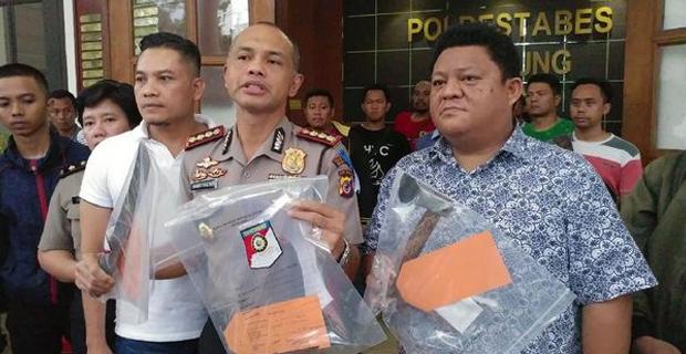 Spesialis Penodong Roboh Ditembak Mati Polisi