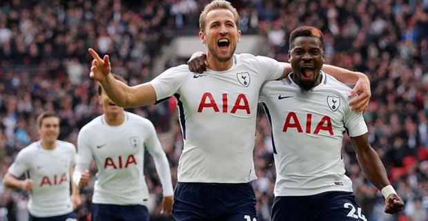 Harry Kane Kejar Salah di Papan Top Skor Liga Inggris 2017