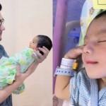 Heboh Bayi Ganteng Arsya di Media Sosial
