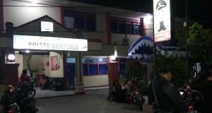 Ledakan Tahun Baru 2018 Menguncang Mapolsek Bontoala, Kapolsek dan Anggota Jadi Korban