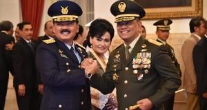 Panglima TNI Batalkan Rotasi yang Dilakukan Jenderal Gatot Nurmantyo