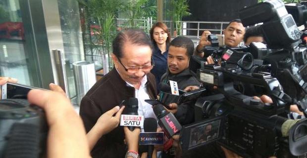 Mantan Anggota DPR Taufik Effendi Dipanggil KPK Terkait Kasus e-KTP