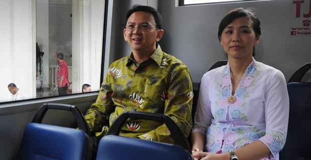 Partai Gerindra Bantah Ada Kaitan dengan Isu Perceraian Ahok