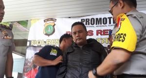 Polisi Gadungan Tangerang 39 Kali Setubuhi dan Peras Korbannya