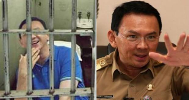 Ahok akan bebas dari penjara Tahun 2019