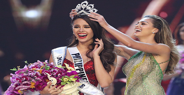 Miss Fillipina juara Miss Universe 2018