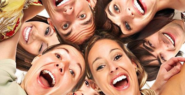 Apakah benar tertawa dapat halau rasa sakit?