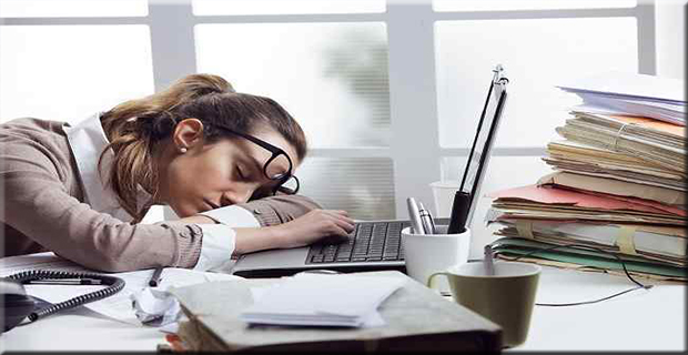 5 Penyakit Ini Karena Terlalu Lelah