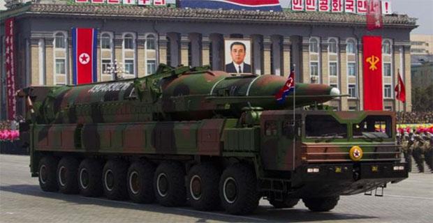 Rocket Terbaru Dari Korut Bisa Hancurkan Korsel dan Jepang