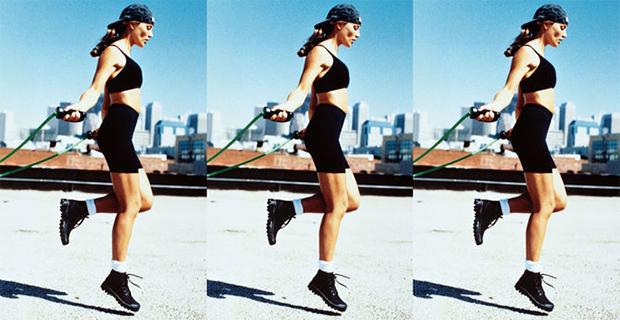 Olahraga Yang Paling Efektif Adalah Lompat Tali Mengapa Demikian?