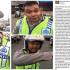 Polisi Ciputat Marah Dan Memukul Pengendara Saat Ditanyai Surat Tugas