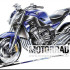 """Naked Bike"" BMW Motorrad Dengan Konsep Mesin 6-Silinder"