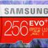 Samsung Rilis MicroSD 256 GB