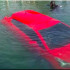 Toyota Yaris Terjatuh ke Dalam Danau Akibat Terlalu Yakin Pada GPS
