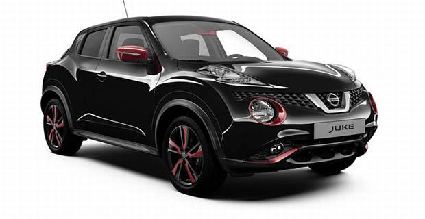 Nissan Membuat Juke Dengan Edisi Yang Spesial
