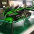 Motor Kawasaki Ninja ZX-10R Resmi Meluncur Dipameran Jakarta Fair Kemayoran