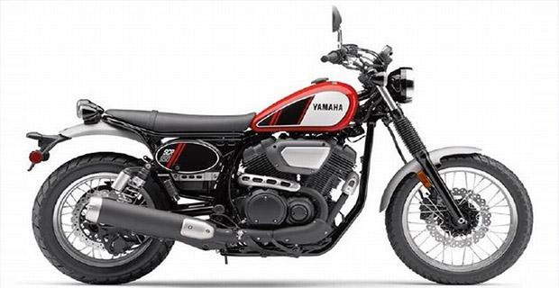 Yamaha Akan Hadirkan Motor Klasik Scrambler Terbaru