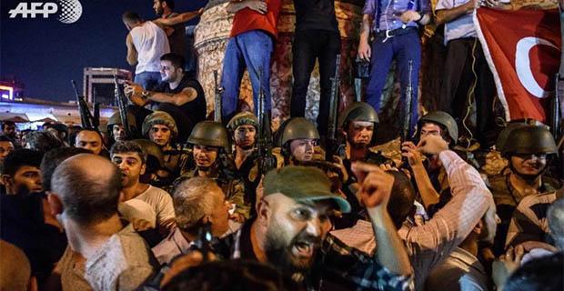 Kepala Staff Militer Turki Hilang Setelah Kudeta