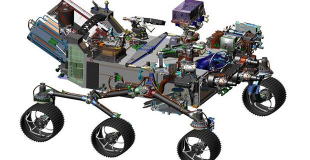 NASA Akan Meluncurkan Mobil Terbaru Antariksa