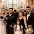 Seorang Pria Melamar Kekasihnya di Pernikahan Palsu