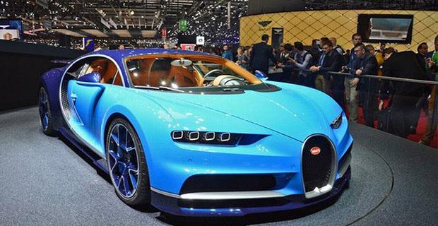 Bugatti Mengembangkan Supercar Hybrid Dengan Tenaga Yang Lebih Gahar